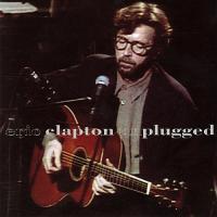 Eric Clapton MTV Unplugged - 1992 - Album Cover